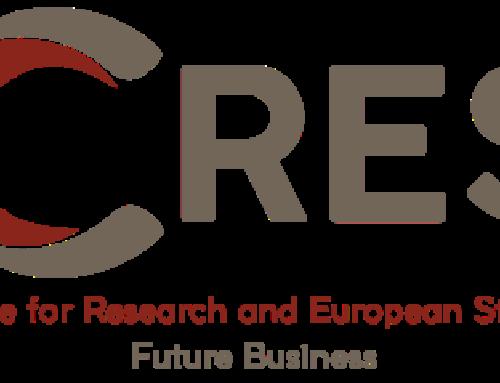 Se constituye el Centro de Investigación y Estudios Europeos