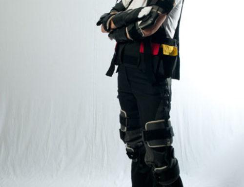 Presentación del traje de simulación de edad MAX