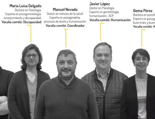 Comité Técnico Asesor para este año 2020
